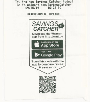 Free Walmart Savings with App
