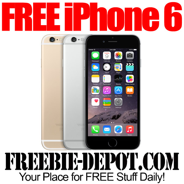 Free iPhone 6 Plus