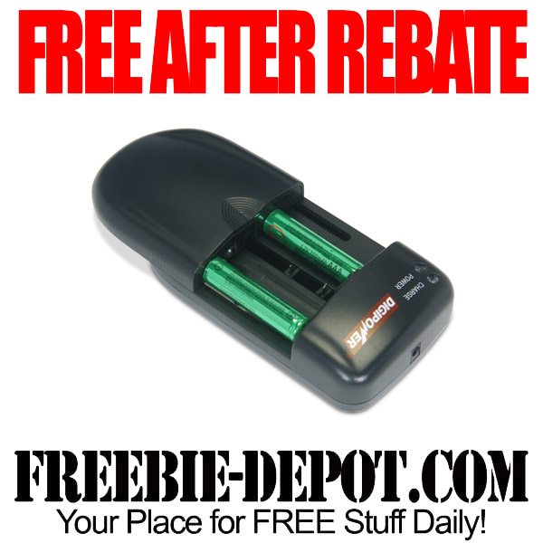 Free After Rebate Battery Charger