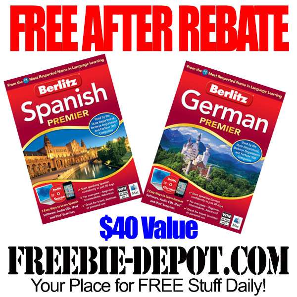 FREEBIES After Rebate