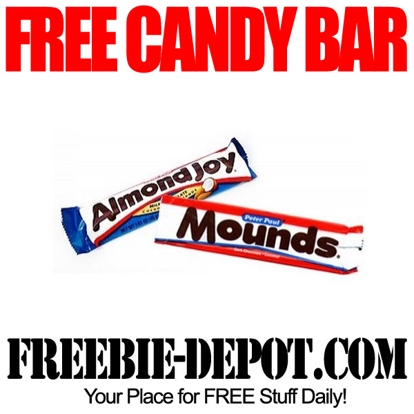 Free Coupon for Candy Bar