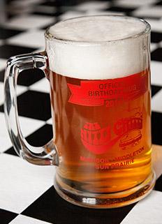 Free BDay Beer Mug