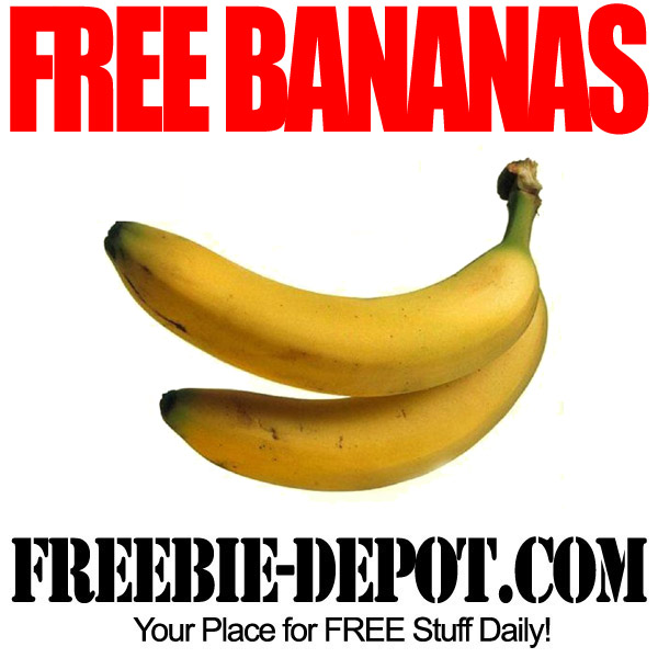Free Bananas with Coupon App