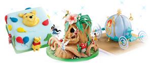 Free Disney Cake Magazine and Baking Tools