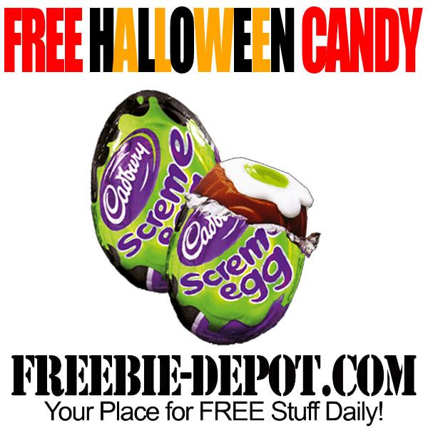 Free-Halloween Candy