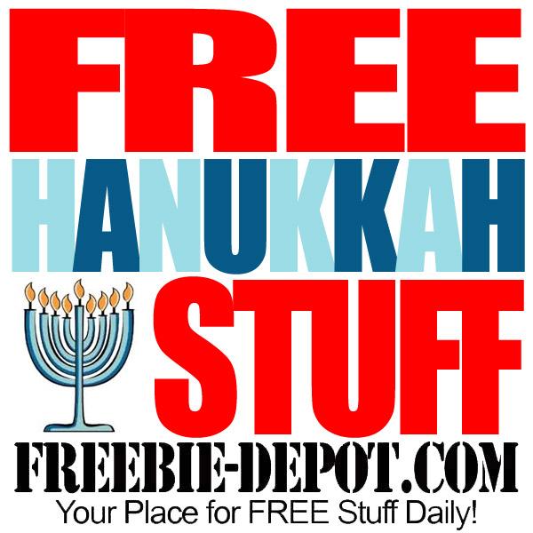 Free-Hanukkah-Stuff