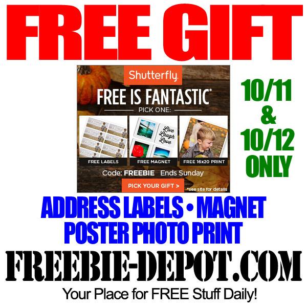 Free Poster Photo Print