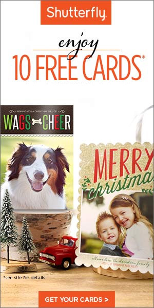 FREE Photo Christmas Greeting Cards