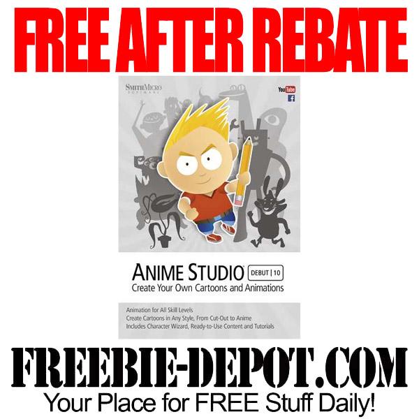 FREE Software Promotion After Manufacturer Rebate