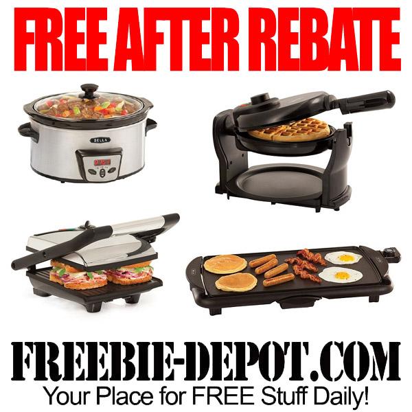Free After Rebate Appliances Kohls