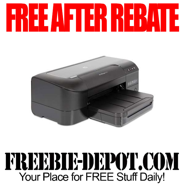 Free After Rebate WiFi Printer