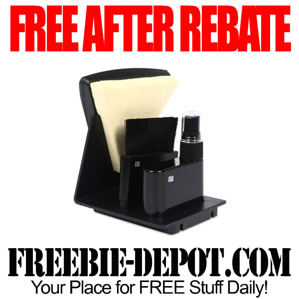 Free After Rebate Screen Cleaning Kit