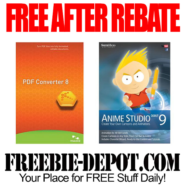 Free After Rebate Software Combo