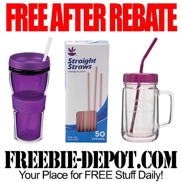 Free-After-Rebate-Straws