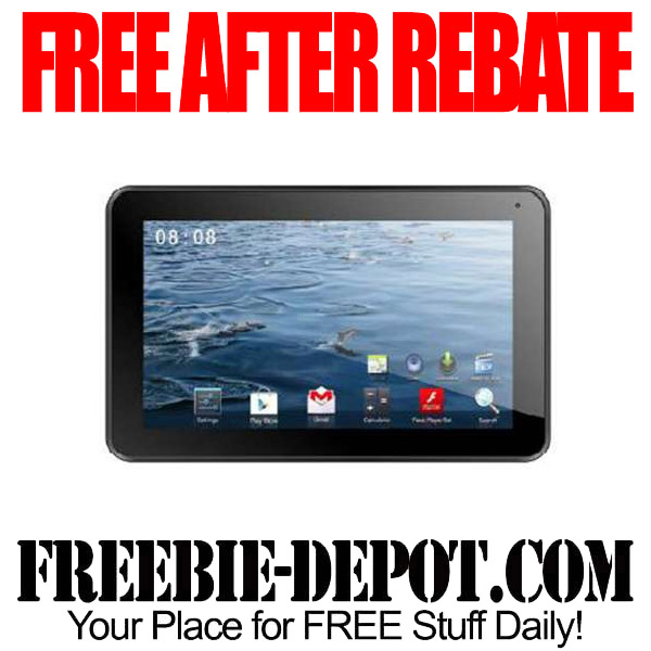 Free After Rebate Tablet
