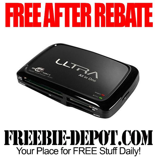Free-After-Rebate-USB-Card-Reader
