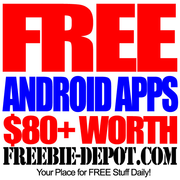 Free Android Apps $80 Worth