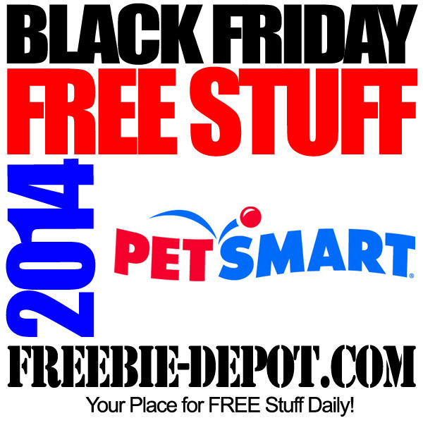 Free Black Friday Petsmart 2014