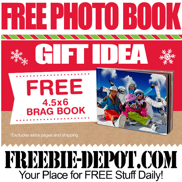 Free Brag Photo Book