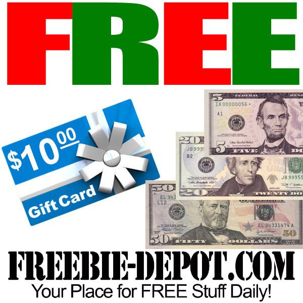 Free Cash for Christmas