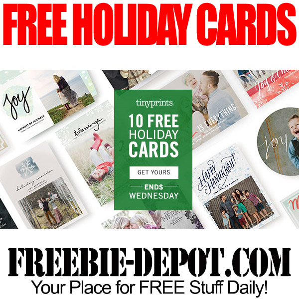 Free Holiday Cards 2014