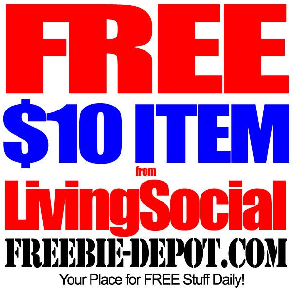 Free LivingSocial Gift