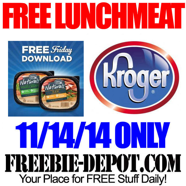 Free Lunchmeat Naturals Kroger