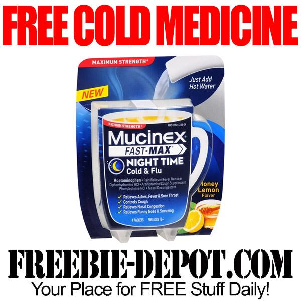 Free-Mucinex
