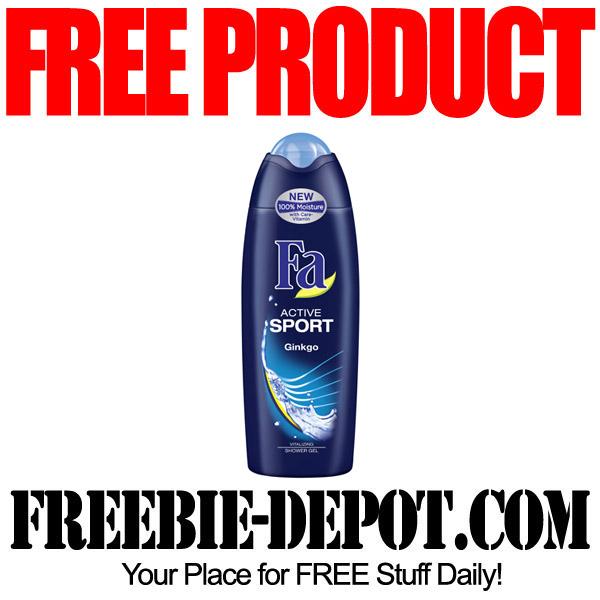 Free Product Fa Shower Gel