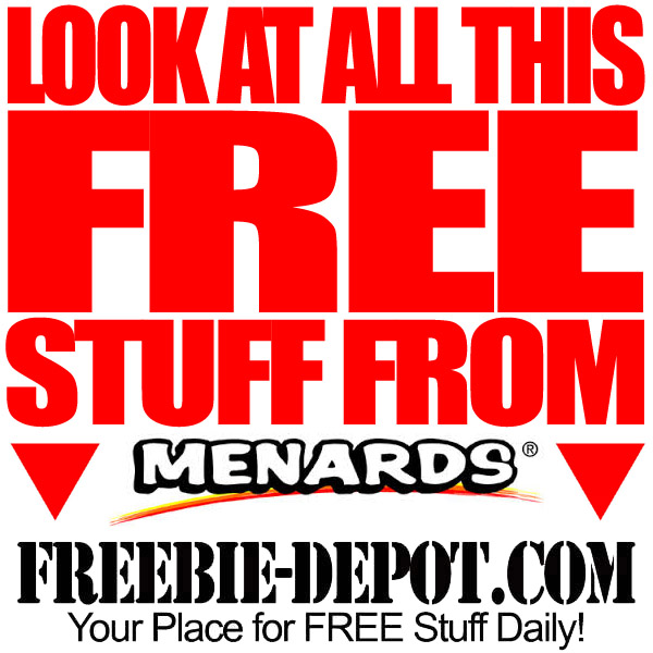 Free Stuff Menards