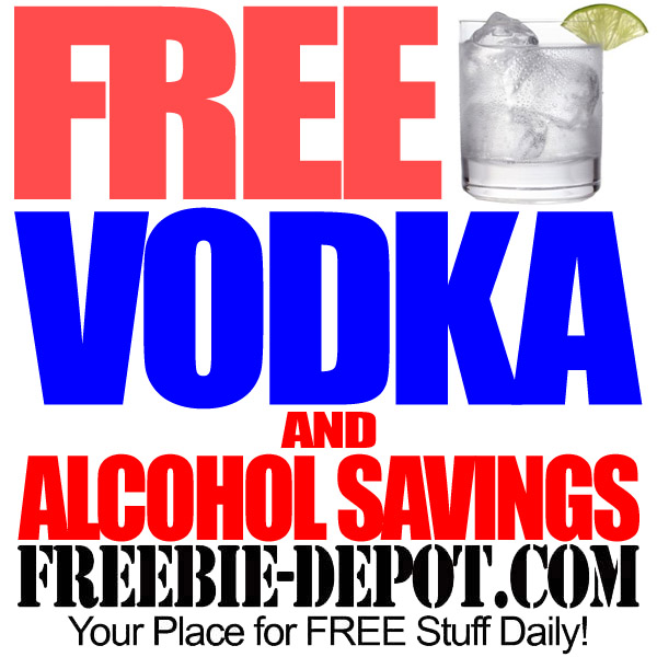 Free Vodka Bottle