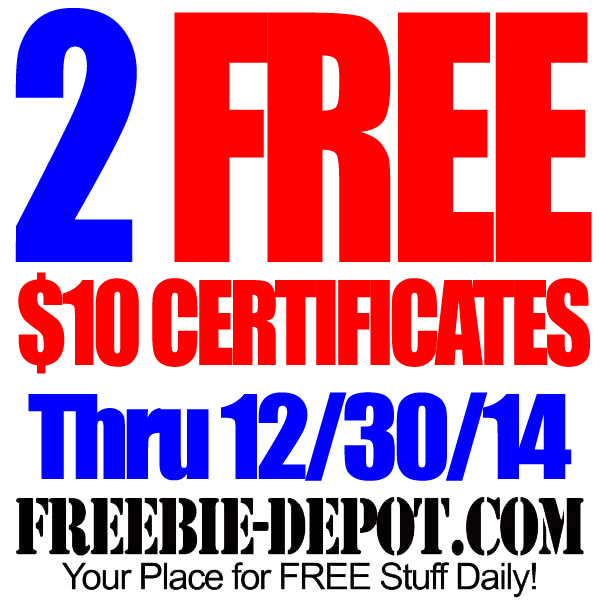 2-Free-Gift-Certificates