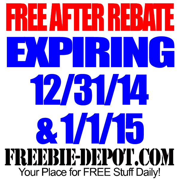 FREE After Rebate Deals