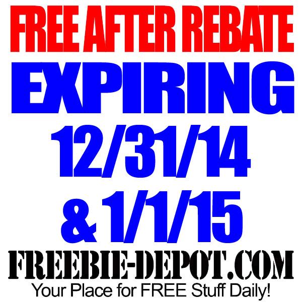 FREE After Rebate Deals