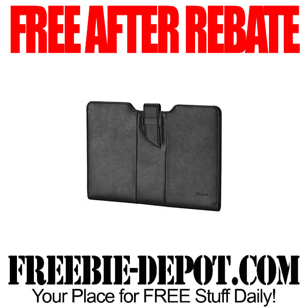 Free After Rebate Leather Case