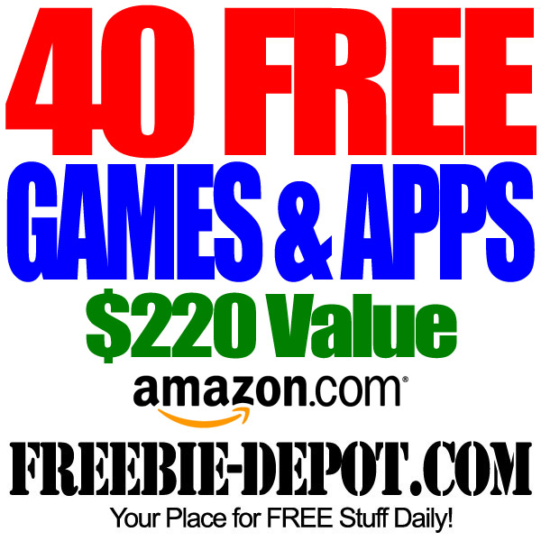 FREE Amazon Apps and Games