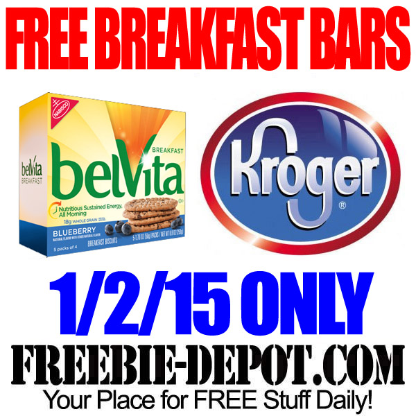 Free Breakfast Bars Kroger