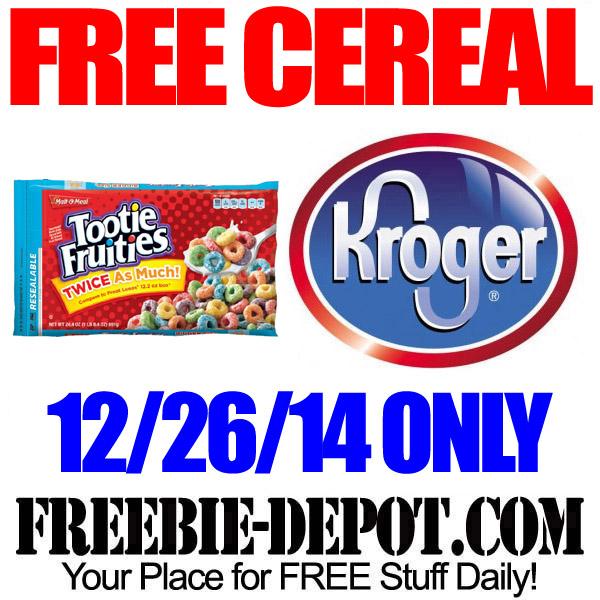 Free-Cereal-Kroger
