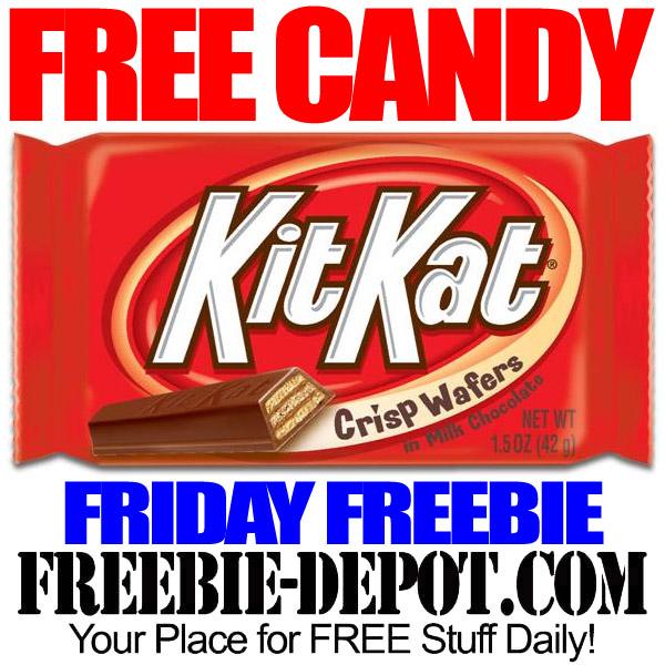 Free Kit Kat After Digital Coupon