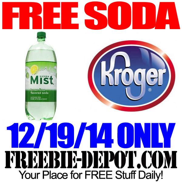 Free-Soda-Kroger-Sierra