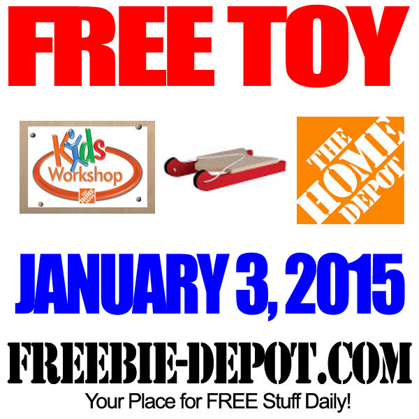 Free Toy Sled