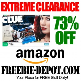 Extreme-Clearance-Clue