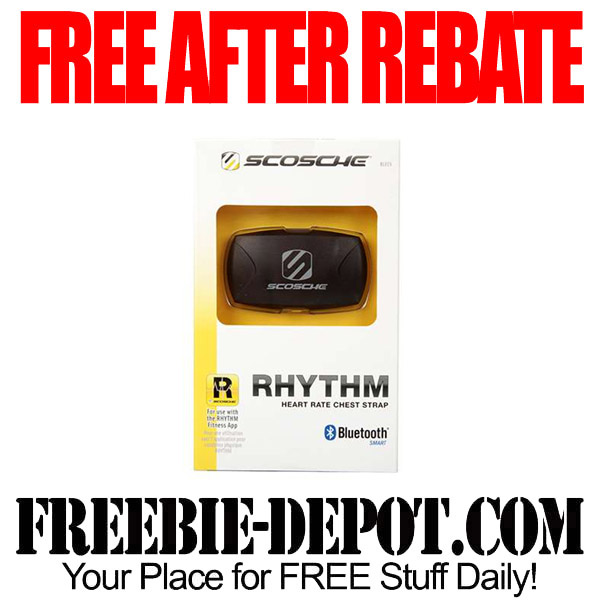 Free After Rebate Heart Monitor