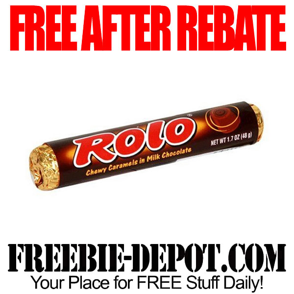 Free After Rebate Rolos Chocolates