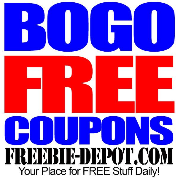 Free BOGO Coupons