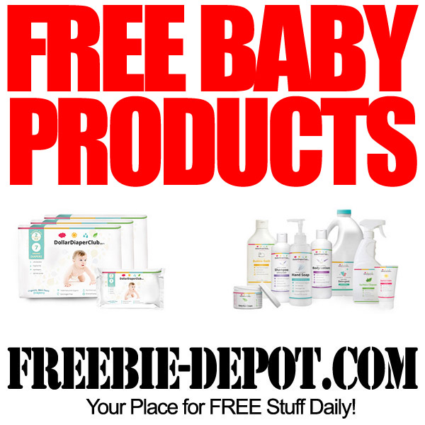 Free Baby Products Organic