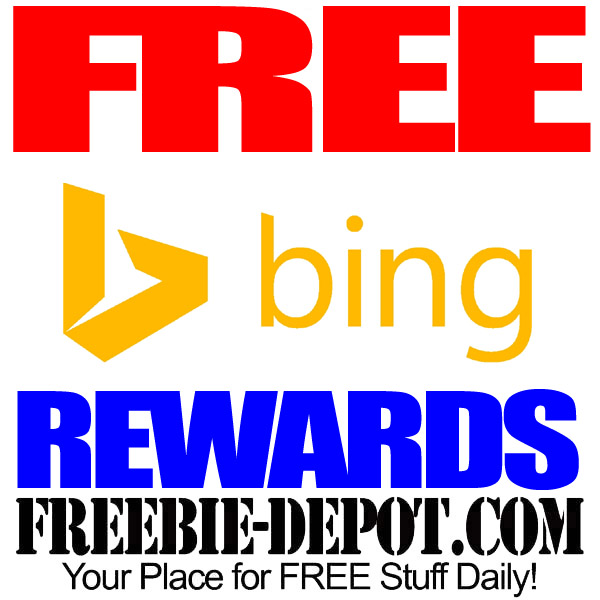 Free rewards from bing search free stuff from microsoft free