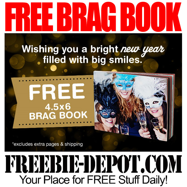 Free Brag Book for the New Year