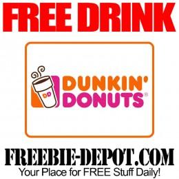 Free-Dunkin-Coffee