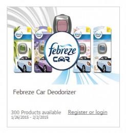 Free-Febreze-Car